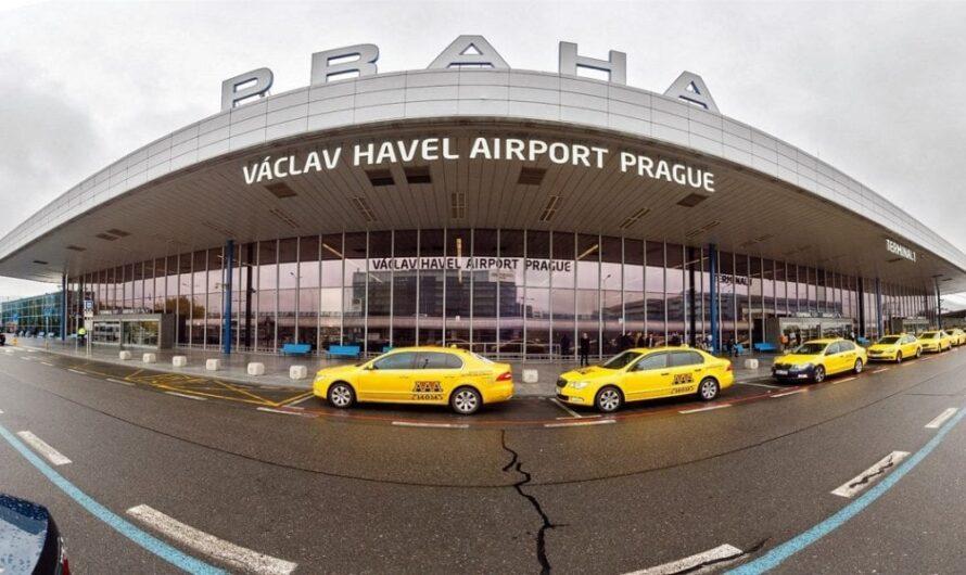 L'aéroport de Prague a accueilli près de 3,7 millions de passagers en 2020