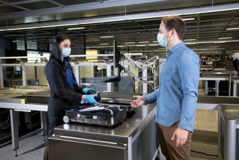 «Voyagez en toute sécurité» via l'aéroport de Francfort: le label de qualité TÜV reconfirmé