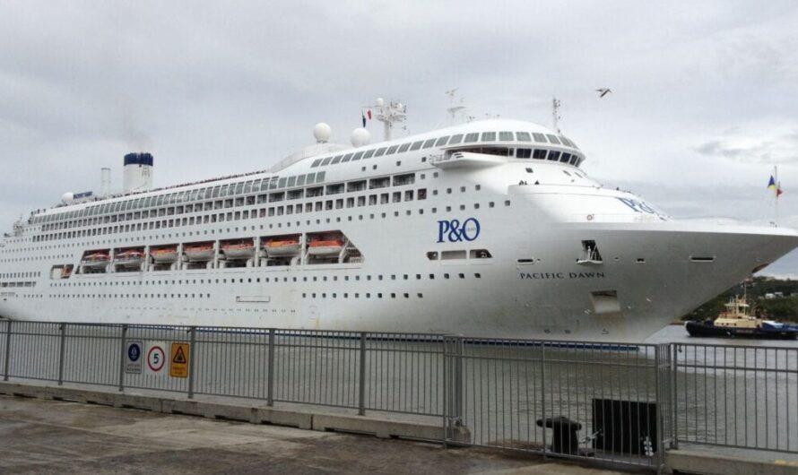P&O Cruises Australia prolonge la pause des opérations en Nouvelle-Zélande