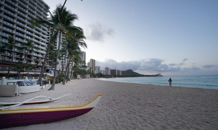 Le tourisme à Hawaï sévèrement touché par la pandémie de COVID-19