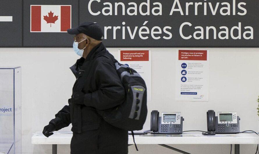 Le Canada annonce de nouvelles restrictions sur les voyages internationaux