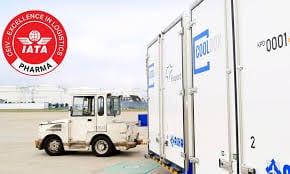Fraport AG reçoit la recertification CEIV Pharma