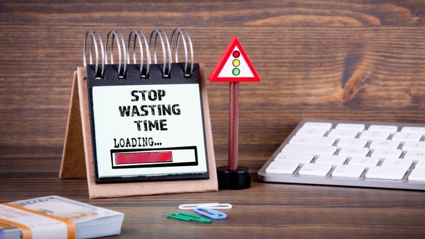 arrêter de perdre du temps à charger