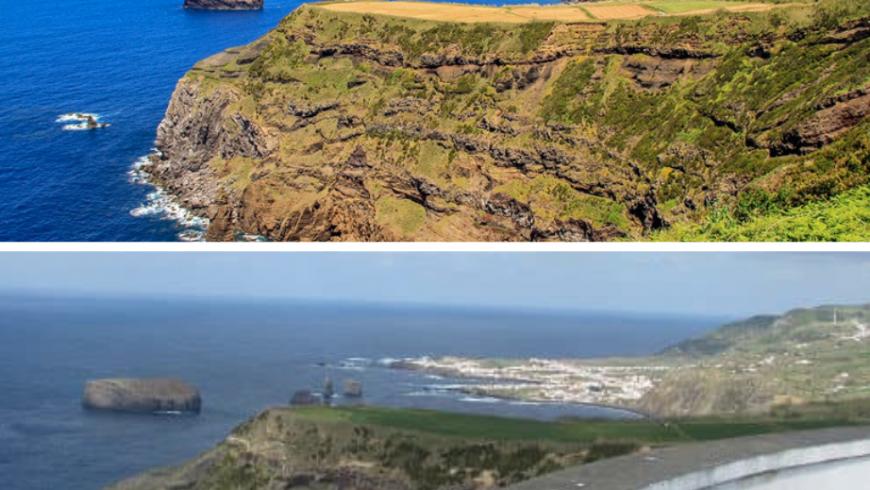 Miradouro da Ponta do Escalvado, île de Sao Miguel, Açores