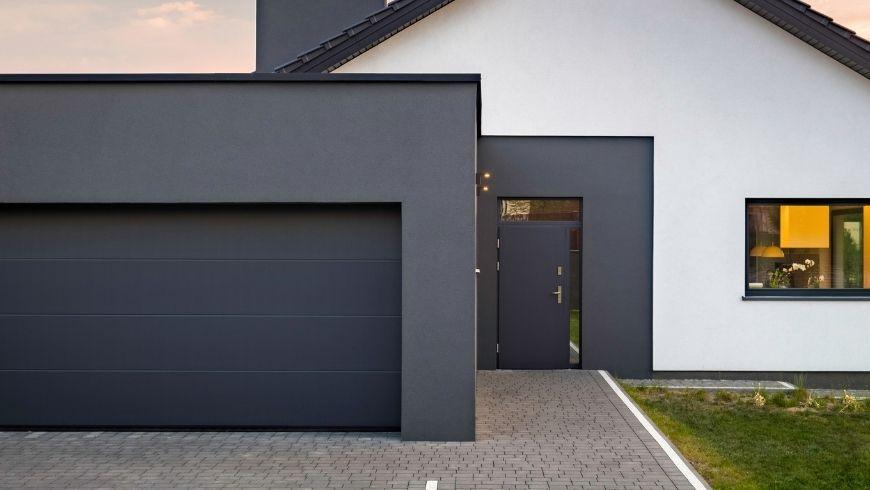 remplacez votre ancienne porte de garage
