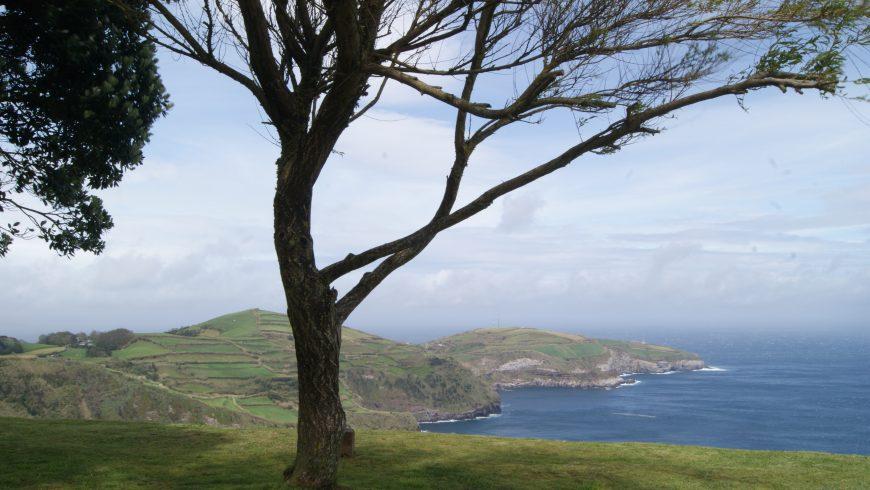 Miradouro.  Açores