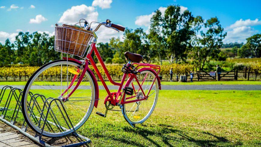 Vélo - Moyen de transport respectueux de l'environnement