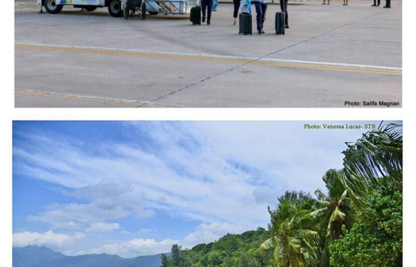 Les Seychelles sont ouvertes aux visiteurs de n'importe où, mais ….