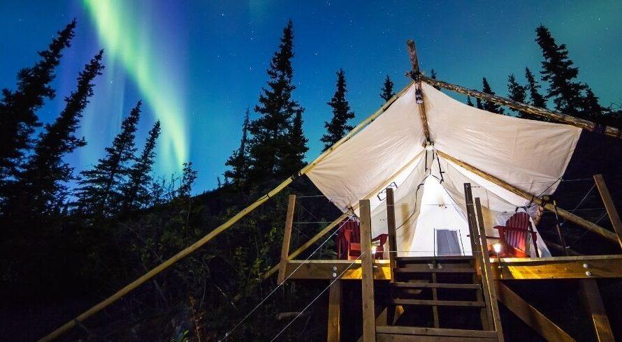 Top 10 des glampings écologiques en Europe : le camping de luxe
