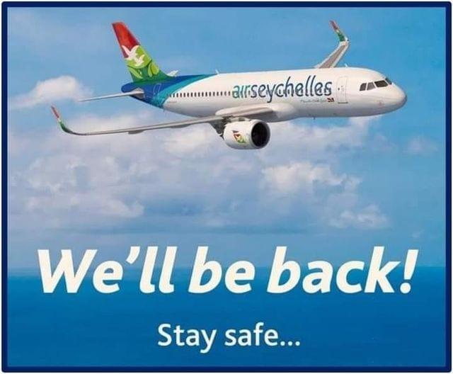 Plaidoyer Facebook d'un vrai patriote pour sauver Air Seychelles