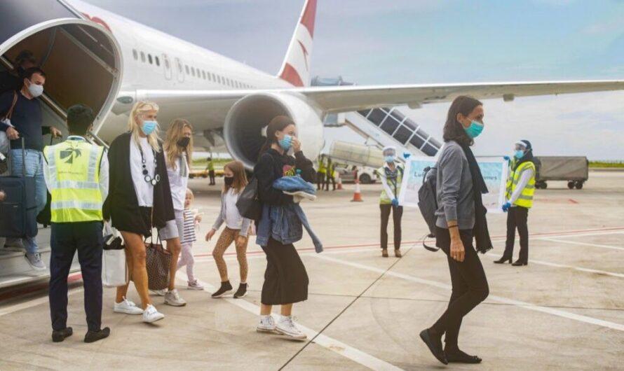 [2021] Les Maldives enregistrent plus de 100000 arrivées de touristes pour 2021