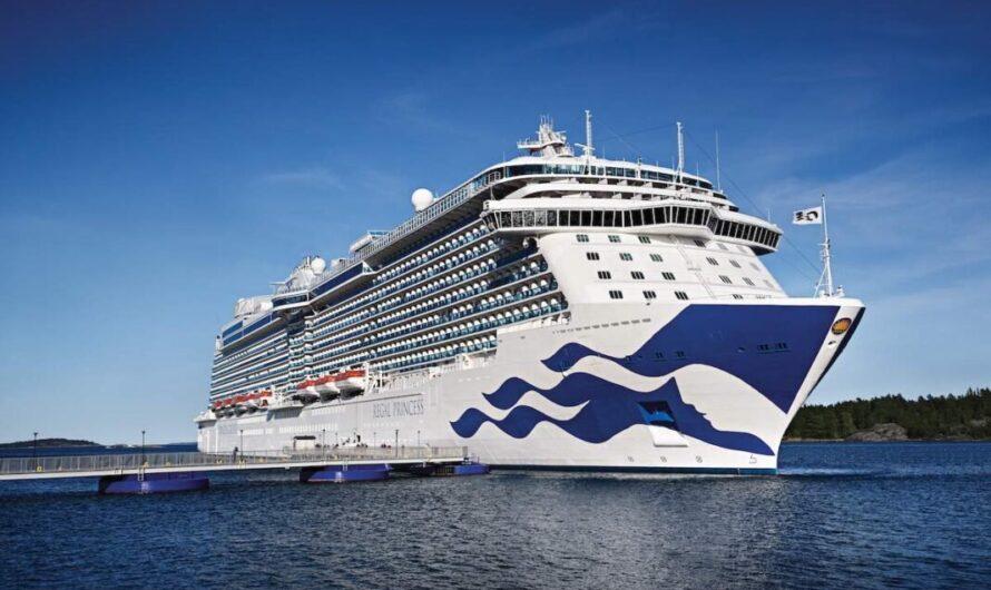 Princess Cruises prolonge la pause sur les croisières 2021 en Alaska, sur la côte du Pacifique et au Canada et en Nouvelle-Angleterre