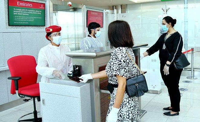Emirates et la Dubai Health Authority créent une vérification transparente des enregistrements numériques COVID-19 des voyageurs