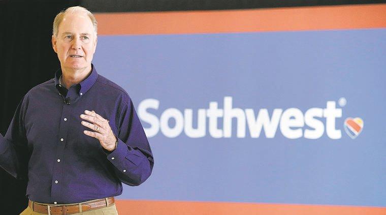 Southwest Airlines annonce des changements de direction