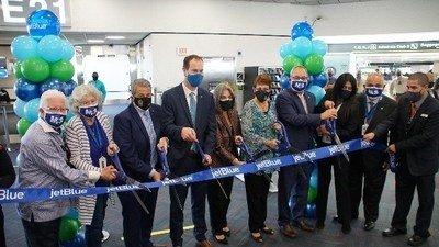 JetBlue lance ses premiers vols à Miami