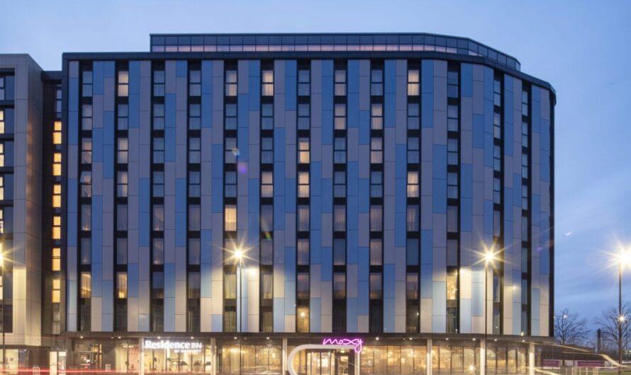 Marriott International ouvre la première propriété bimarque au Royaume-Uni