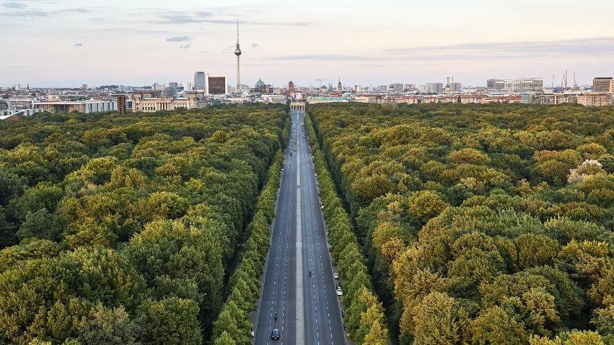 ville écologique Berlin, l'une des villes respectueuses de l'environnement où aller