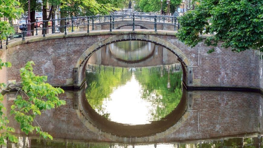 Amsterdam, l'une des villes éco-responsables où aller