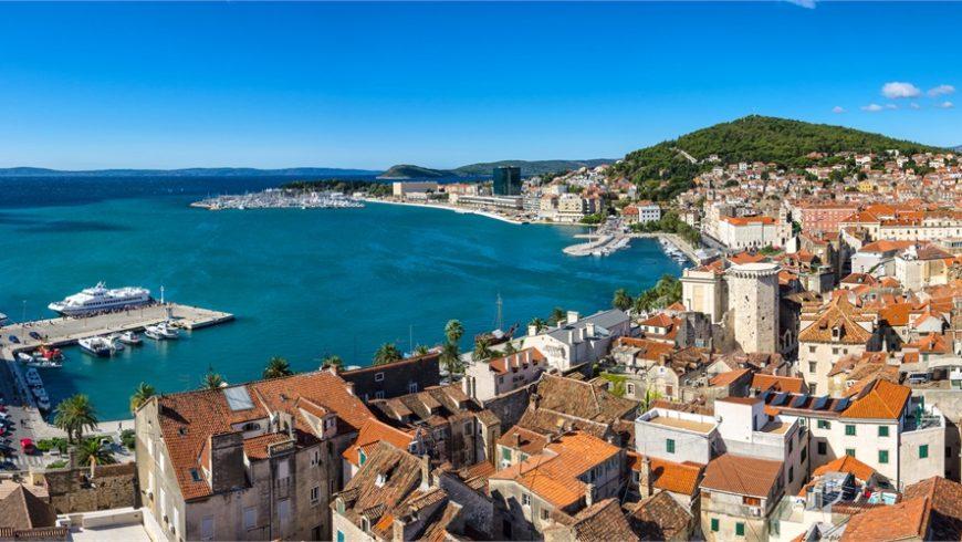 vacances à Split