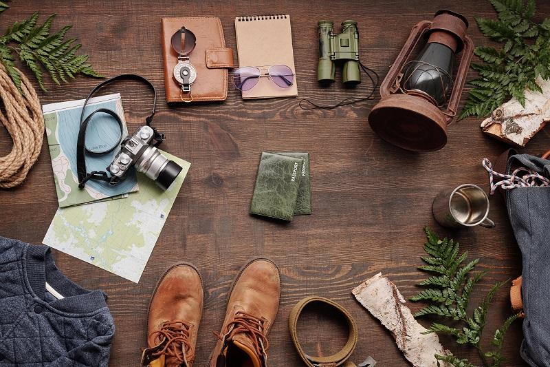 Trucs pour la randonnée en forêt à l'étranger