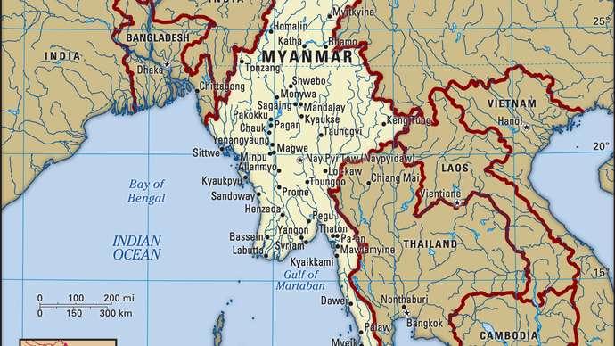 La fin de la démocratie peut aussi être la fin du tourisme au Myanmar