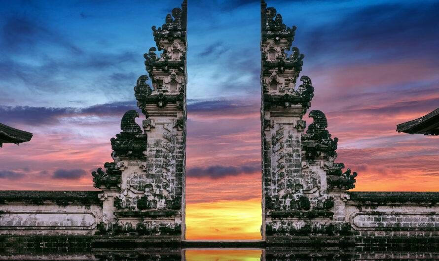 10 meilleures choses à faire lors de vacances à Bali