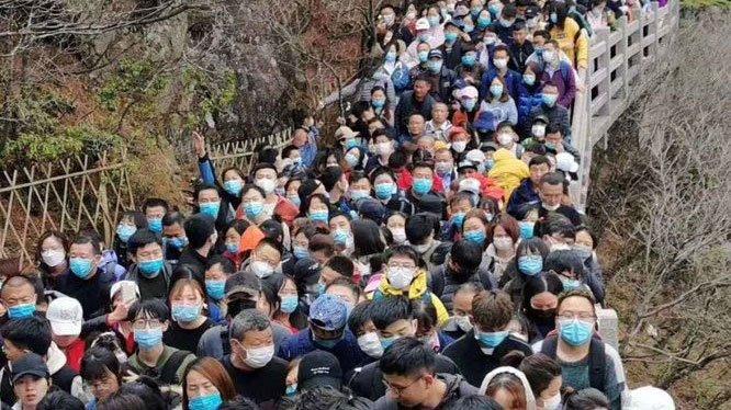 L'industrie chinoise du voyage et du tourisme affiche une forte reprise