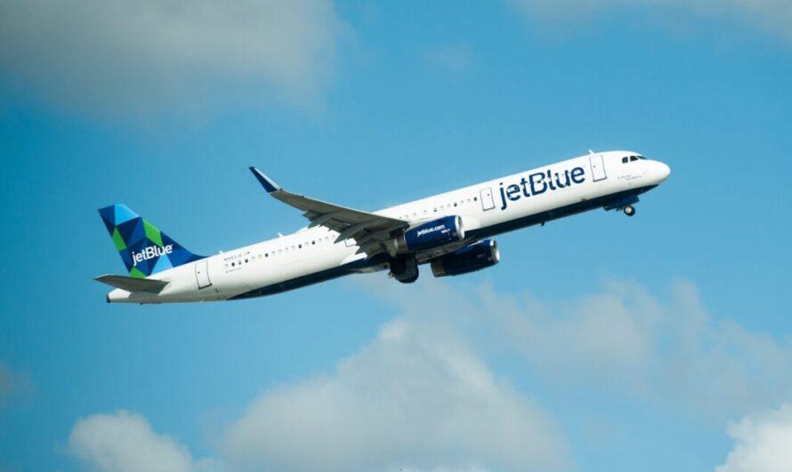 Les débuts transatlantiques de JetBlue devraient perturber le marché