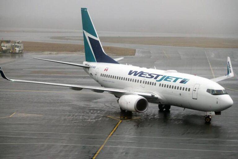 WestJet mène la reprise intérieure avec 11 nouvelles liaisons