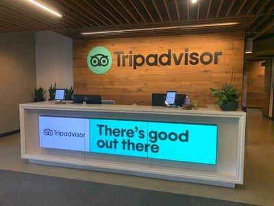 Tripadvisor a subi une baisse de près d'un milliard de dollars de revenus en 2020