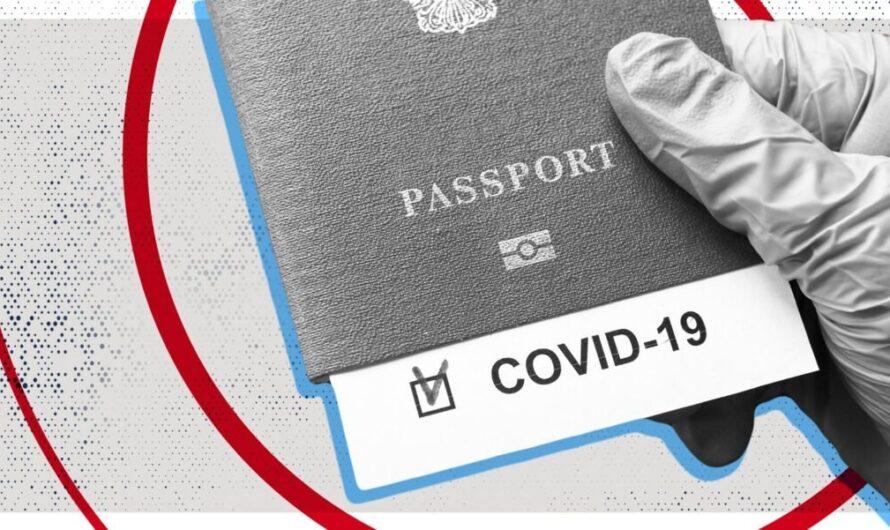 La plupart des Britanniques préfèrent que davantage de pays adoptent des passeports de vaccination