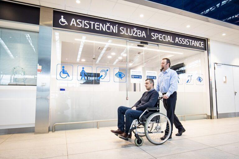 L'aéroport de Prague prend en charge la gestion de plusieurs services