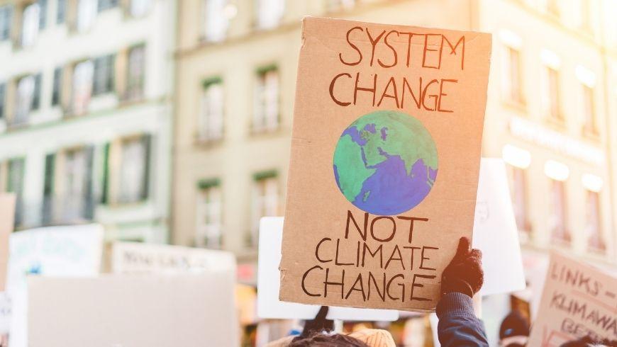 changement de système et non changement climatique