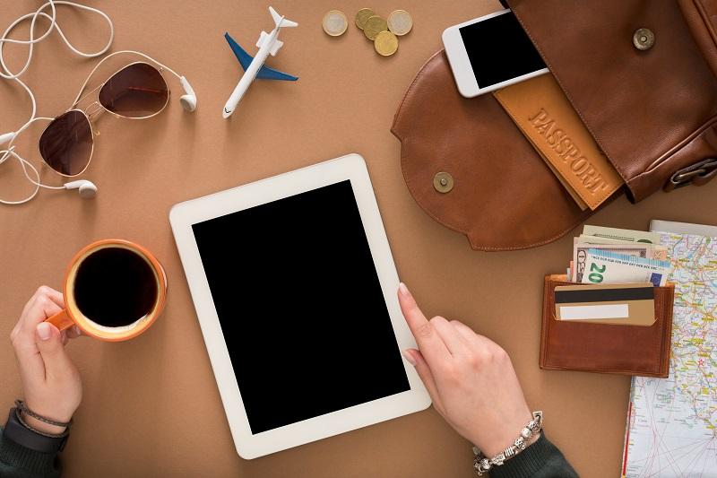Concept de planification et de technologies de voyage