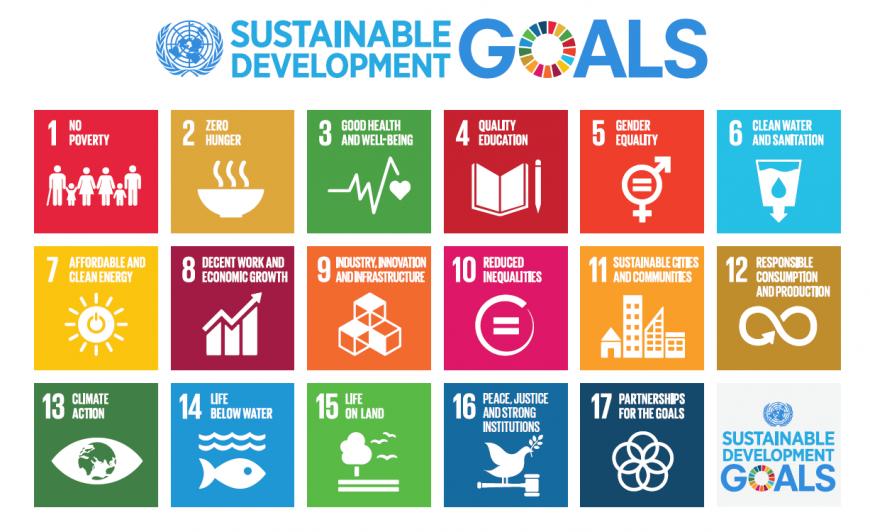 Objectifs de durabilité de l'ONU