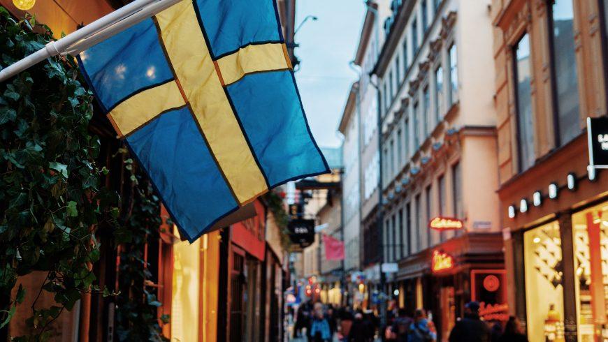 Stockholm, où se trouve le Climate Store