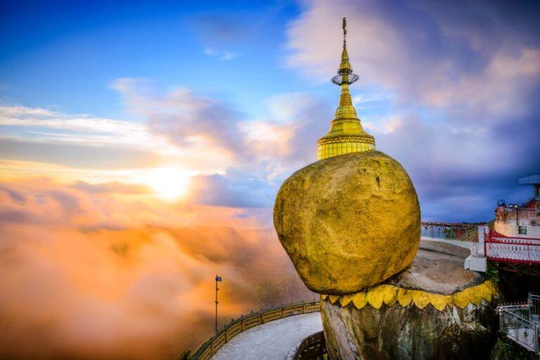 Les bonnes raisons d'aller en Birmanie
