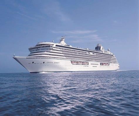 Crystal Cruises lance des évasions proches de chez soi aux Bahamas au départ de Nassau et de Bimini