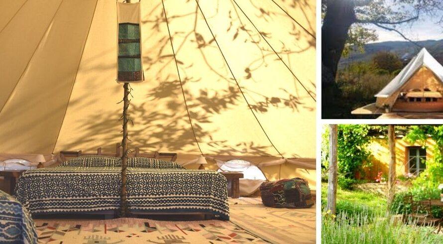 Eco-Glamping: des vacances écologiques dans la Maremme toscane