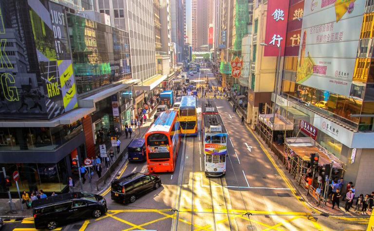 Les bonnes raisons de voyager à Hong Kong