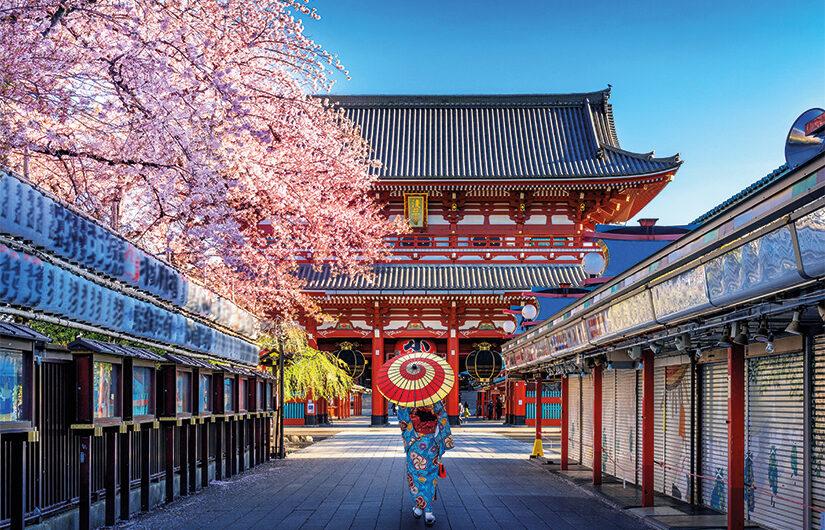 Les 8 beaux endroits à visiter au Japon