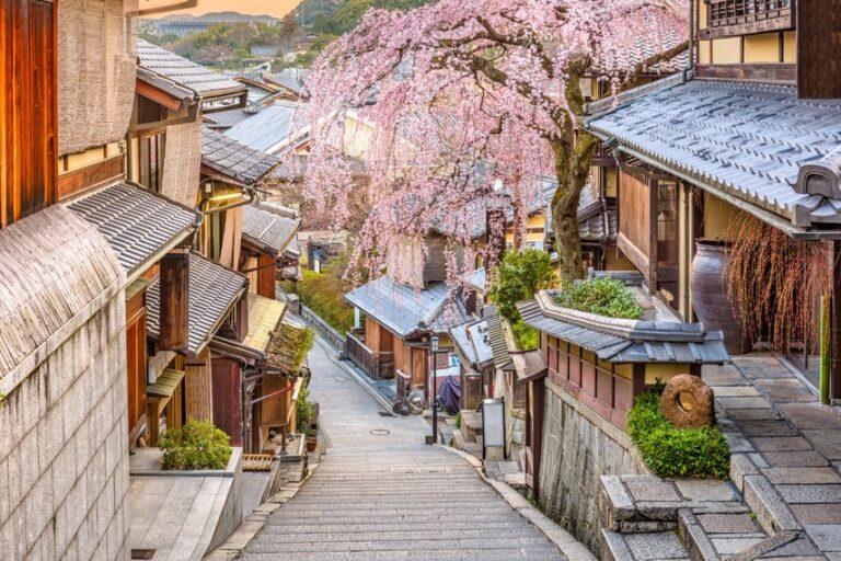 Pourquoi Kyoto est-elle une destination de voyage idéale?