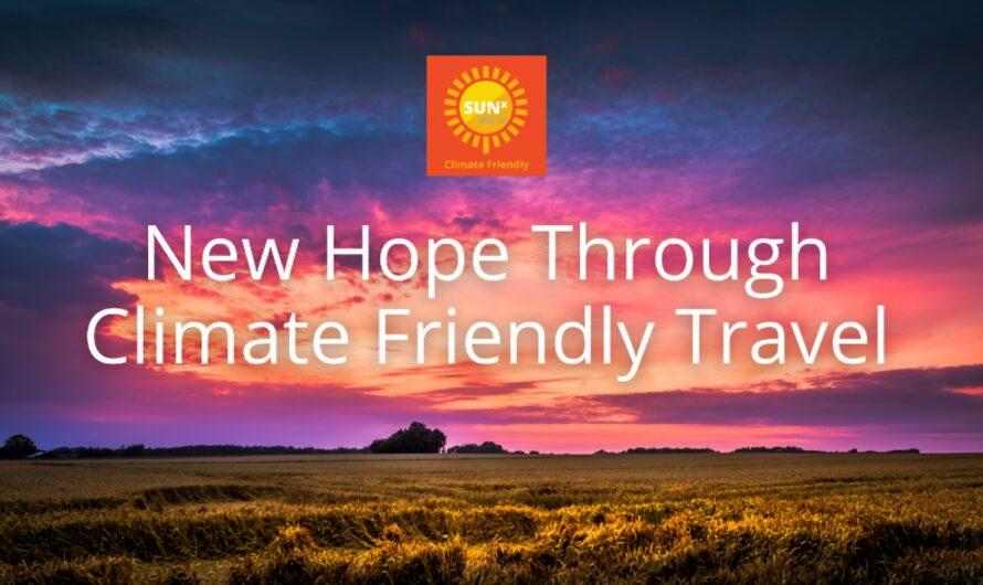 Retour vers le futur: il est temps pour une action climatique plus ambitieuse de la part des voyages et du tourisme