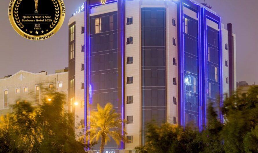 The Avenue, A Murwab Hotel remporte le prix du meilleur hôtel d'affaires 5 étoiles du Qatar aux International Travel Awards