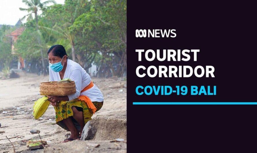 «Sleeves Up» pour la réouverture du tourisme à Bali en vaccinant tout le monde