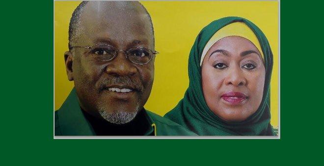 Le président tanzanien est décédé aujourd'hui et il y a une raison officieuse