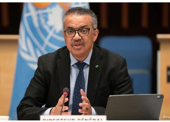 L'appel urgent du Directeur général de l'OMS à tous les Ambassadeurs des Nations Unies à New York