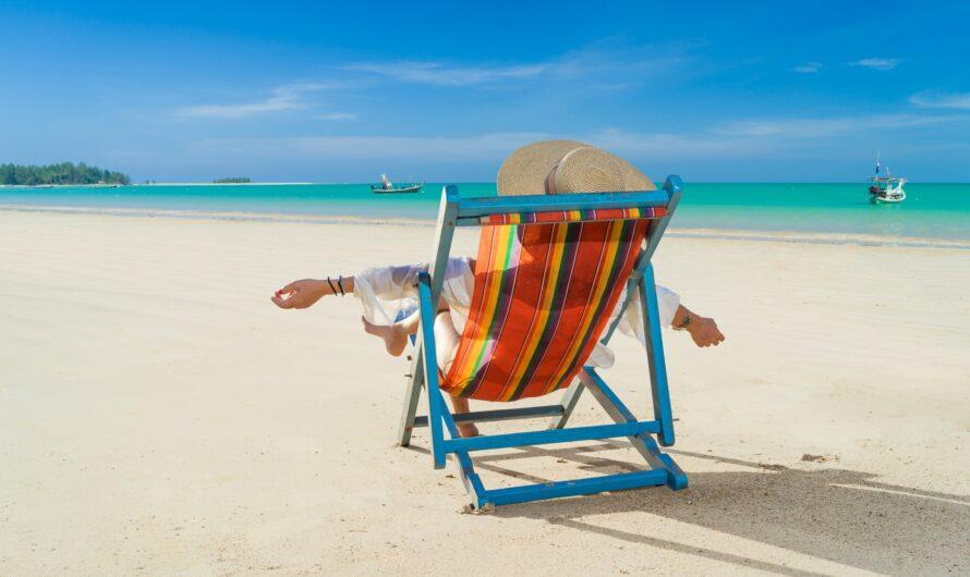 Comment créer une journée de détente seule à la plage