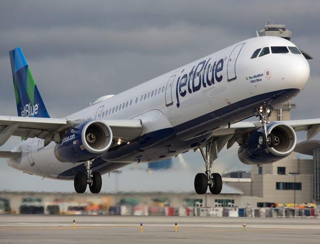 JetBlue Airways annonce le service de l'aéroport international de Kansas City