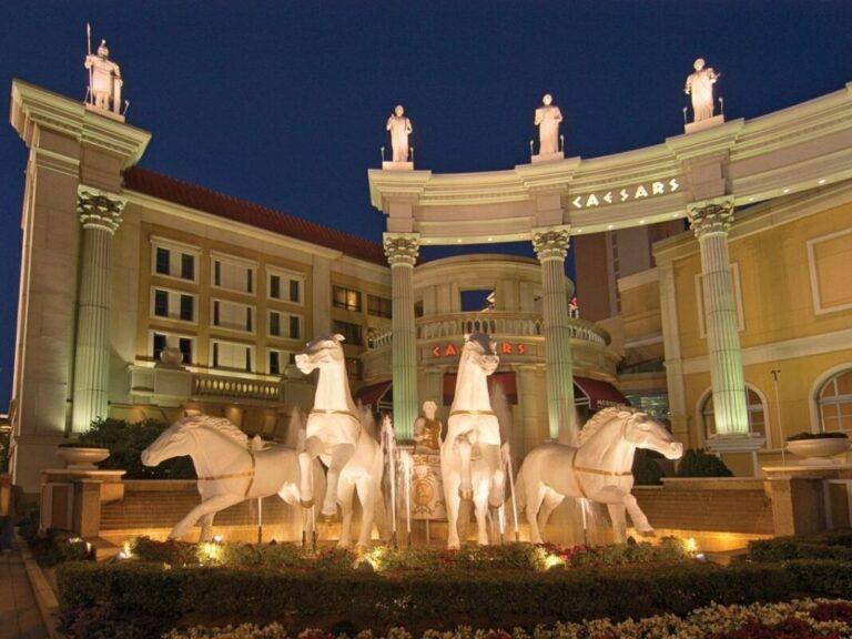 Caesars Entertainment va investir 400 millions de dollars dans ses complexes d'Atlantic City